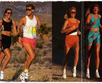 Conheça a evolução da moda esportiva