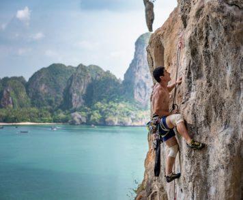 Conheça tudo sobre escalada esportiva, o esporte que está crescendo no Brasil