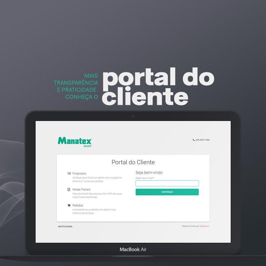 Novo Portal do Cliente