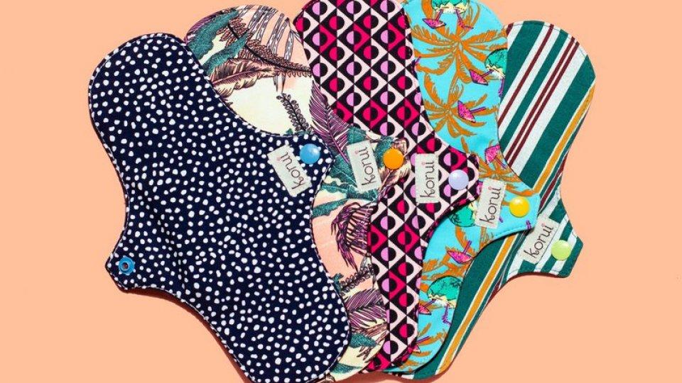 Inovação e moda sustentável: absorventes, calcinhas e fraldas ecológicas