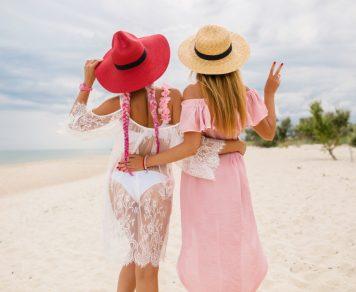 Mangas Bufantes: as novas amigas da moda praia 2021