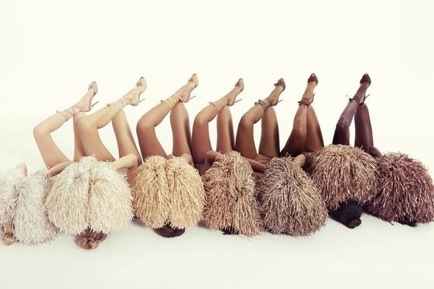 Nude na moda: veja a evolução e importância dessa tendência