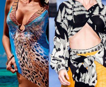 Tendência verão 2020: confira as estampas em alta para a moda praia